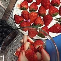 草莓裸蛋糕的做法图解4