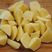 土豆烧排骨#单挑夏天#的做法图解4