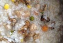 干贝牡蛎粥的做法