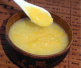 经典鲜玉米粥的做法
