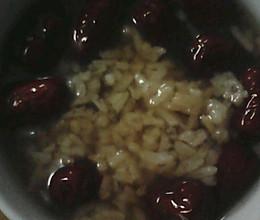 红枣米散的做法