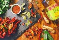 油焖小龙虾#虾的味道,油知道#的做法