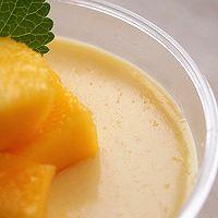 芒果奶酪布丁 【甜品中的极品】的做法图解18