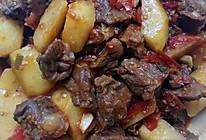 西红柿土豆烧牛腩的做法