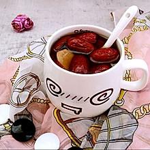 红枣红糖姜茶
