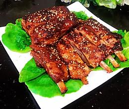 #全电厨王料理挑战赛热力开战!#烤羊排#外酥里嫩超过瘾的做法