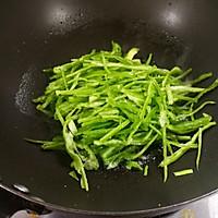 青椒糖醋面筋~面筋吃出肉味道的做法图解6