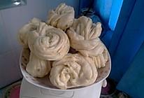 葱香花卷的做法