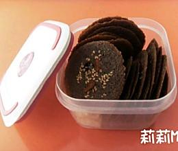最适合女人吃的暖身小零食~~红糖姜丝瓦片的做法