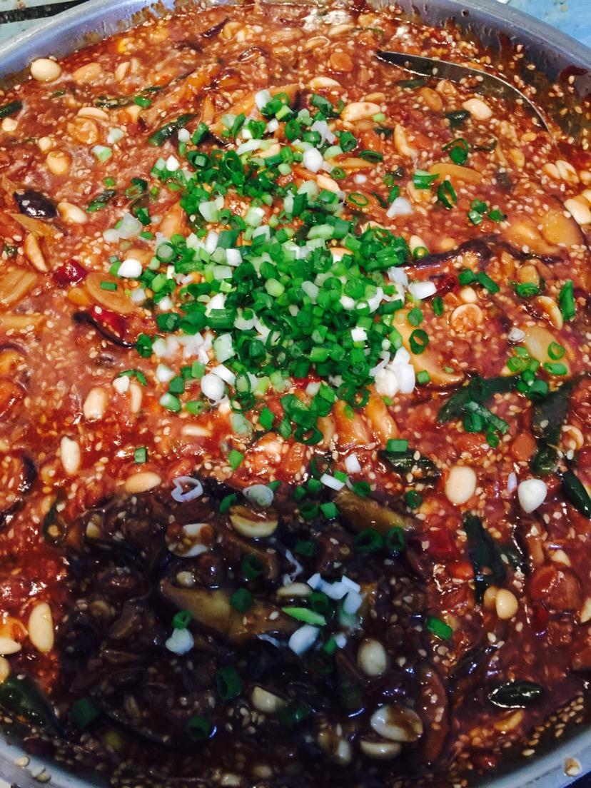 香菇牛肉酱的做法图解8