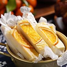 日食记|香橙芝士条