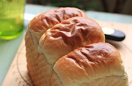 【伊凡面包】——超人气清淡松软系吐司的做法
