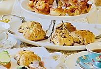 英式下午茶之4: 蔓越莓司康饼的做法