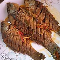 下饭菜~红烧鲫鱼。的做法图解9