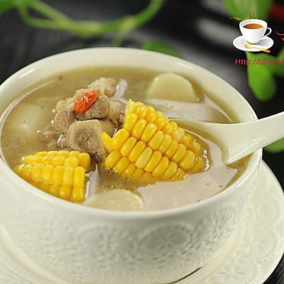 玉米山药棒骨汤