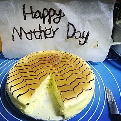 大理石纹芝士蛋糕-乳酪蛋糕
