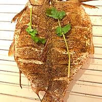 孜然烤鱼的做法图解5