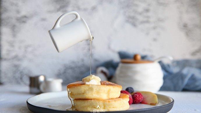 早餐厚松饼,好吃到飞起来的糖浆