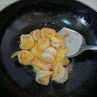 黄金虾仁儿炒芦笋的做法图解5