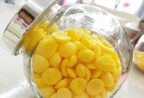 蛋黄溶豆的做法