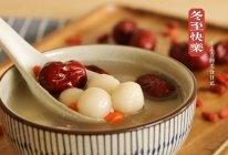 """酒酿红枣小汤圆 #甜蜜暖冬,""""焙""""感幸福#的做法"""