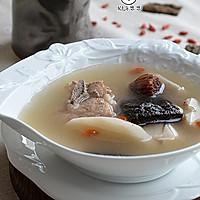 杜仲山药汤 - 缓解腰酸背疼的靓汤的做法图解7