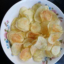 微波炉原味薯片