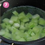 川香莴笋辣子鸡的做法图解7