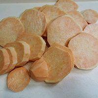 红薯糯米饼的做法图解1