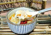 鱼胶甜汤的做法