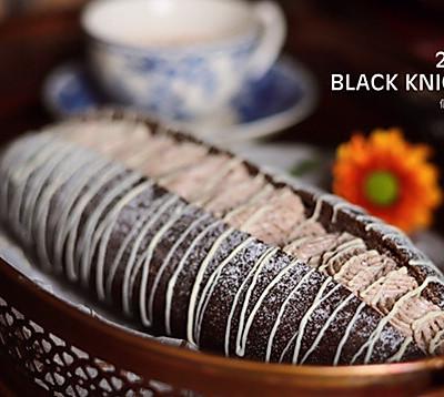 黑骑士面包#美的烤箱FUN 焙有FUN儿#