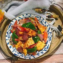 #精品菜谱挑战赛#鸡蛋花样吃法+小炒荷包蛋