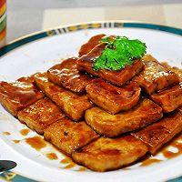 照烧豆腐的做法图解5