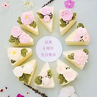 百花齐放万里飘香-韩式裱花百香果慕斯杯#豆果六周年生日快乐#