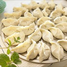 清香黄瓜饺子#中式减脂餐#