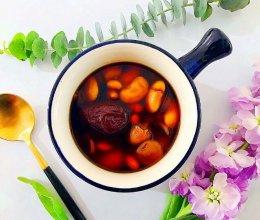 养生养颜美人羹-红枣花生桂圆芸豆汤的做法