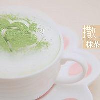 抹茶的3+3种有爱吃法「厨娘物语」的做法图解4