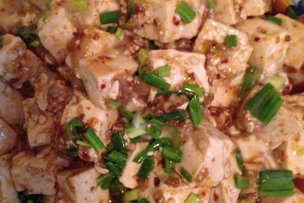 麻辣白豆腐的做法