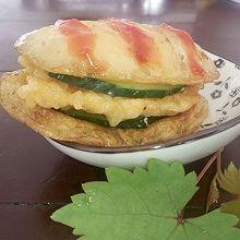 土豆米饭堡