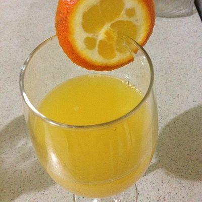 豆浆机榨果汁(苹果橙汁)