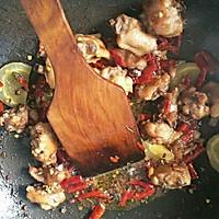 #晒出你的团圆大餐# 川味辣子鸡的做法图解7