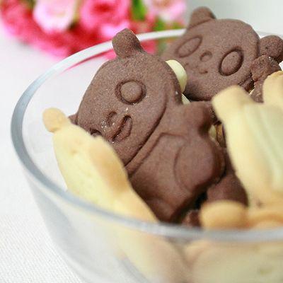 深讨孩子喜爱的小熊饼干(烤箱V时代-长帝CRTF32V)