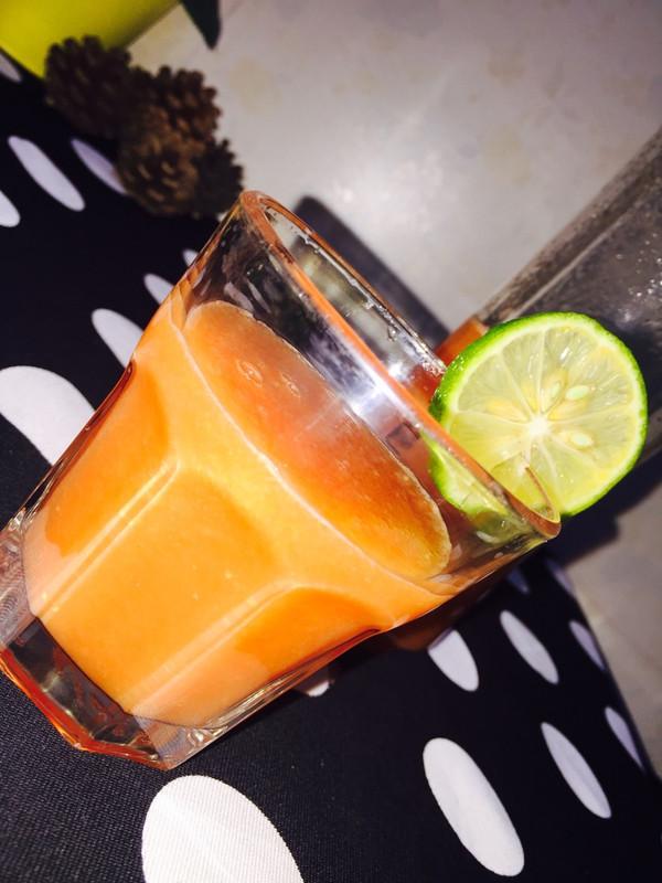 维生素A果汁的做法