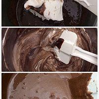 可可芒果盒子蛋糕(木糖醇)的做法图解6