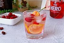 #轻饮蔓生活#蔓越莓柠檬冰红茶的做法