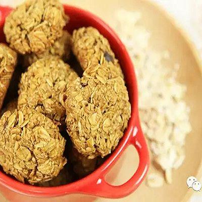 【微体】纯燕麦减肥零食饼干
