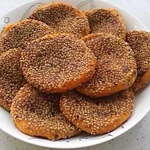 电饼铛之 芝香南瓜饼