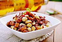宫保鸡丁#金龙鱼外婆乡小榨菜籽油 最强家乡菜#的做法