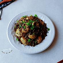 芝麻汤圆蒜酸菜