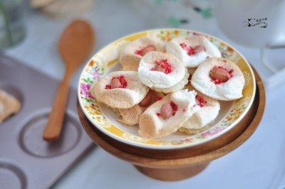 花生棉花糖脆饼